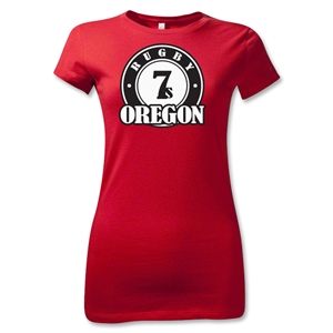 Rugby Oregon Junior Women's 7's T-Shirt