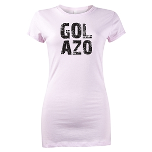 Gol Azo Junior Womens T-Shirt (Pink)