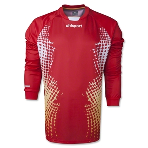 uhlsport Anatomic Endurance Long Sleeve Goalkeeper Jersey (Red)