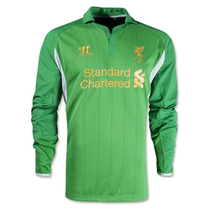 Liverpool 12/13 LS Home Goalkeeper Jersey