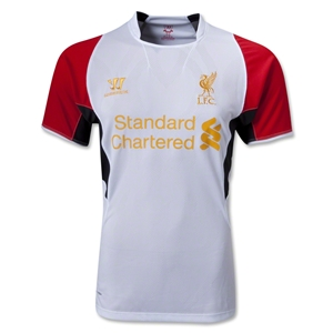 Liverpool Training Jersey (White)