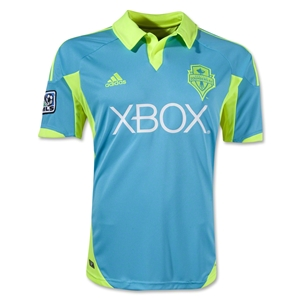 Seattle Sounders 2013 Third Soccer Jersey