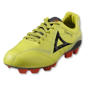 Pirma Supreme III Soccer Shoes (Green)