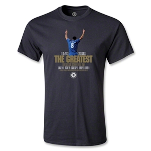 Lampard The Greatest Youth T-Shirt (Black)