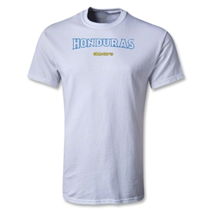CONCACAF Gold Cup 2013 Youth Honduras T-Shirt (White)