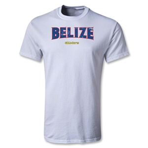 CONCACAF Gold Cup 2013 Youth Belize T-Shirt (White)