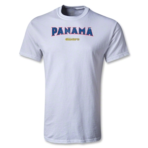 CONCACAF Gold Cup 2013 Youth Panama T-Shirt (White)