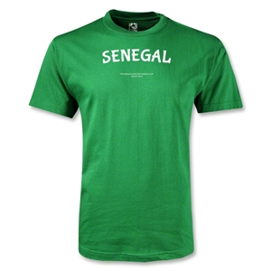 FIFA Beach World Cup 2013 Senegal Youth T-Shirt (Green)