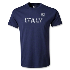 FIFA Confederations Cup 2013 Youth Italy T-Shirt (Navy)