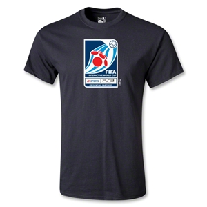 FIFA Interactive World Cup Youth Emblem T-Shirt (Black)