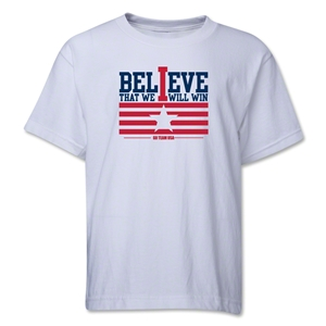 I Believe Youth T-Shirt (White)