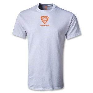Jaguares de Chiapas Youth Logo T-Shirt (White)