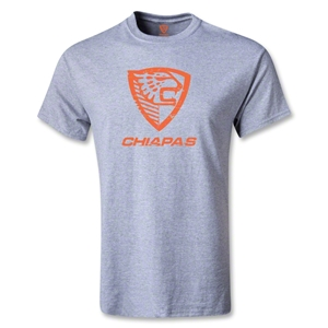 Jaguares de Chiapas Big Crest Youth T-Shirt (Gray)