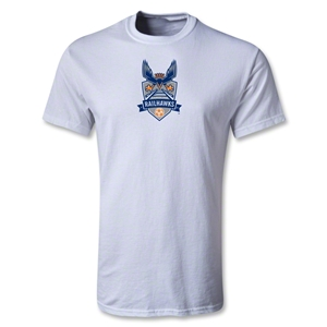Carolina Railhawks Youth T-Shirt (White)