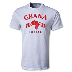 Ghana Youth Country T-Shirt (White)