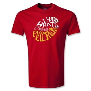 I Have What It Takes Youth T-Shirt (Red)