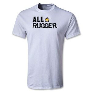 All Star Rugger Youth T-Shirt (White)