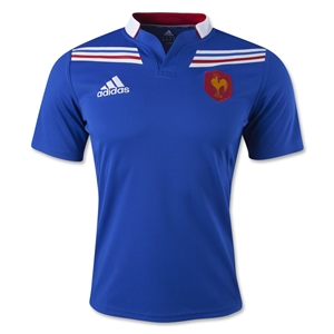 France Rugby 12/13 Home Jersey