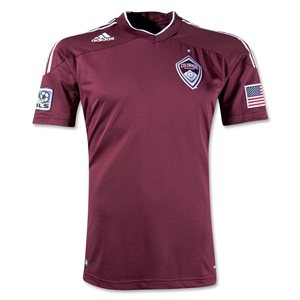 Colorado Rapids 2012 Authentic Home Soccer Jersey