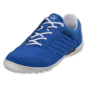 Pele Sports Distractor Indoor Soccer Shoes (Dazzling Blue)