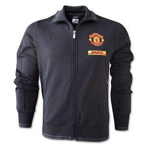 Manchester United Core N98 Jacket (Black)