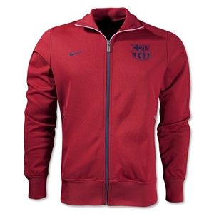 Barcelona 12/13 Core N98 Jacket (Red)