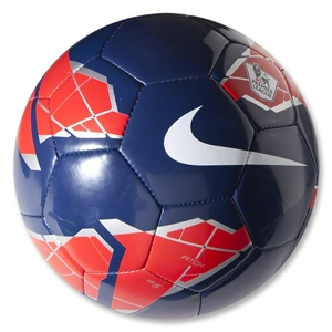 Nike League Pitch Premier League Ball (Blue/Red/White)