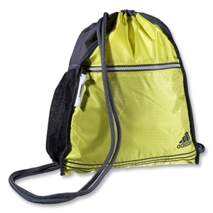 adidas Women's Squad Sackpack (Lime)