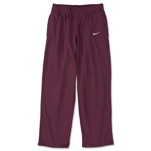 Nike Core Open Bottom Pant (Maroon)