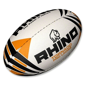 Rhino Tornado Pro Womens Training Rugby Ball