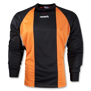 reusch Barcelona II LS Goalkeeper Jersey (Blk/Orange)