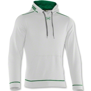 Under Armour Tech Fleece Hoody (White)