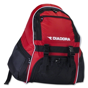 Diadora Squadra Backpack (Red/Blk)