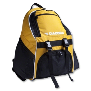 Diadora Squadra Backpack (Yellow)