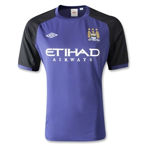 Manchester City 12/13 Training Jersey II