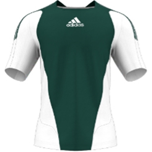 miadidas 7's Basic SF Custom Jersey (Dark Green-Set of 22)