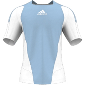 miadidas 7's Basic SF Custom Jersey (Sky-Set of 22)