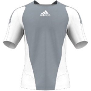 miadidas 7's Basic SF Custom Jersey (Gray-Set of 22)