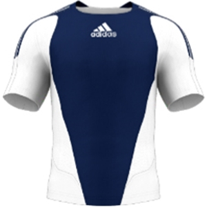 miadidas 7's Basic TF Custom Jersey (Navy-Set of 22)