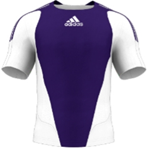 miadidas 7's Basic TF Custom Jersey (Purple-Set of 22)