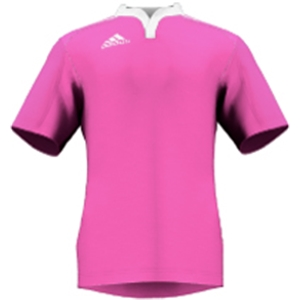 miadidas Union Basic SF Custom Jersey (Pink-Set of 22)