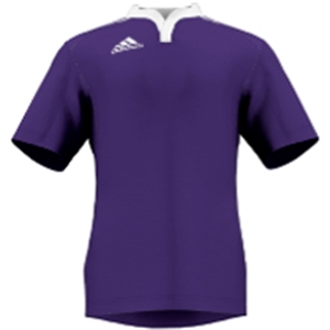 miadidas Union Basic SF Custom Jersey (Purple-Set of 22)