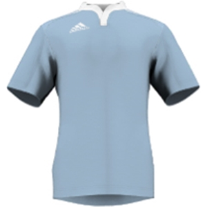 miadidas Union Basic SF Custom Jersey (Sky-Set of 22)