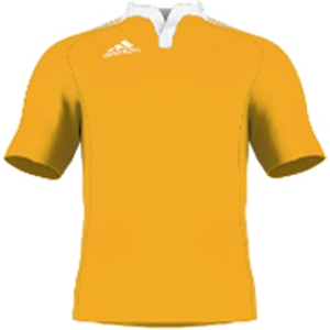 miadidas Union Basic TF Custom Jersey (Gold-Set of 22)