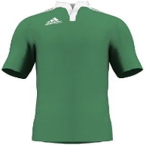 miadidas Union Basic TF Custom Jersey (Green-Set of 22)