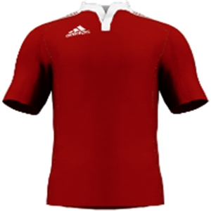 miadidas Union Basic TF Custom Jersey (Red-Set of 22)