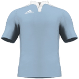 miadidas Union Basic TF Custom Jersey (Sky-Set of 22)