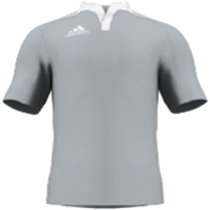 miadidas Union Basic TF Custom Jersey (Gray-Set of 22)