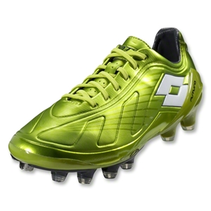 Lotto Futura 100 FG Soccer Shoes (Acacia Green/Obsidian Blue)