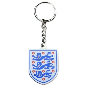 England Metal Crest Key ring